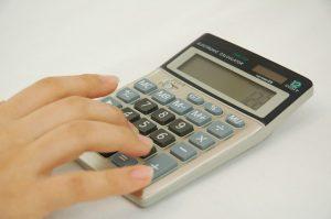 1ヶ月の電気料金の計算方法について