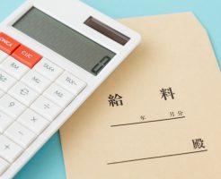 給料とは?日本人の平均年収は?性別・年齢・業種による年収の違いは?